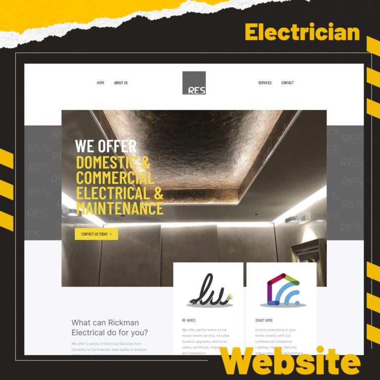 Electrician Rickman